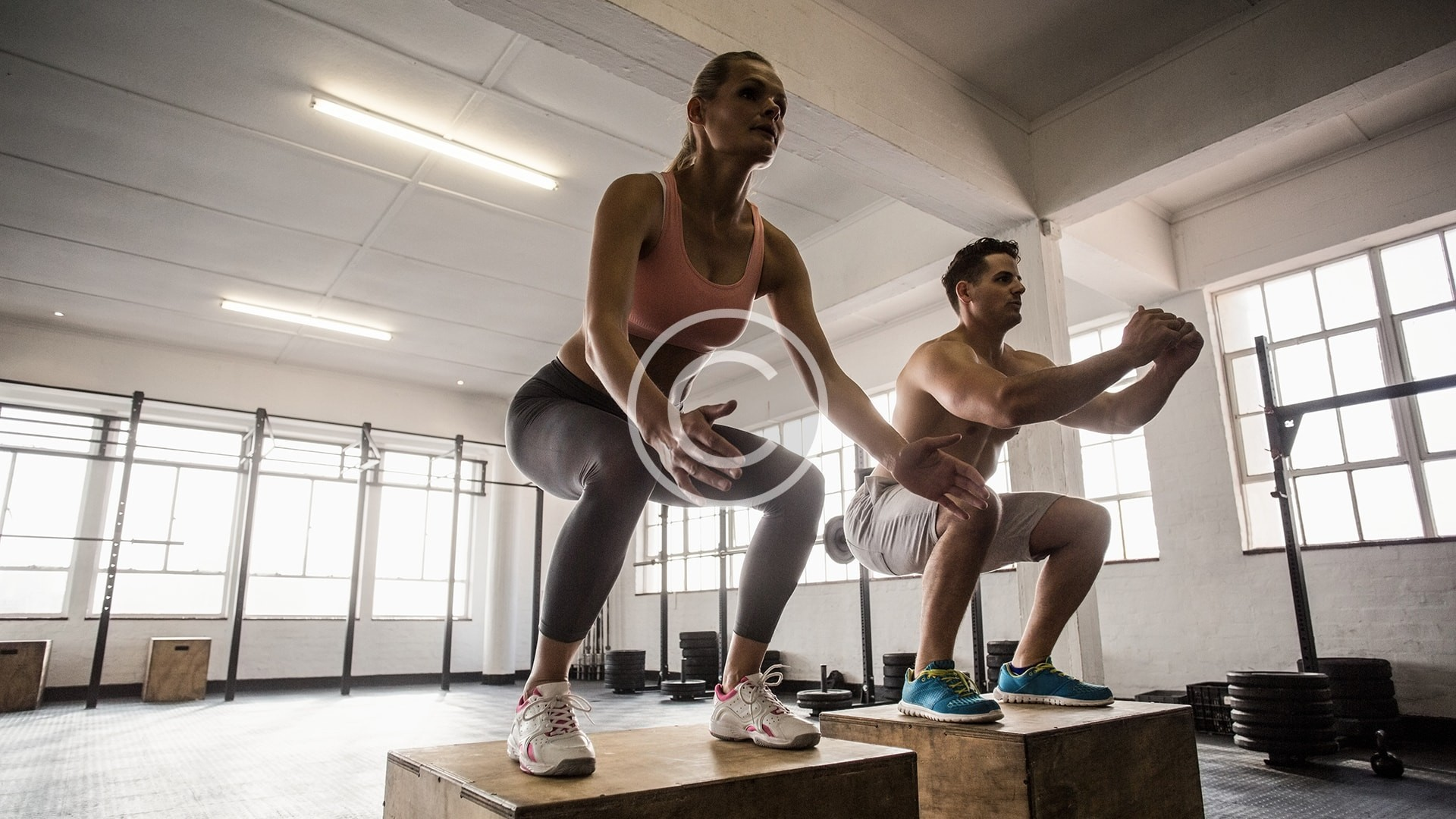 Functional Fitness Workout Class